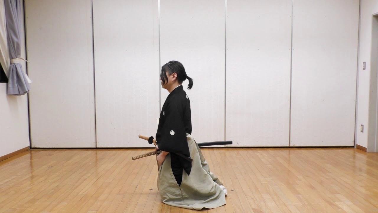 Shosa to Reiho 4 Hakama-Sabaki/ 袴捌