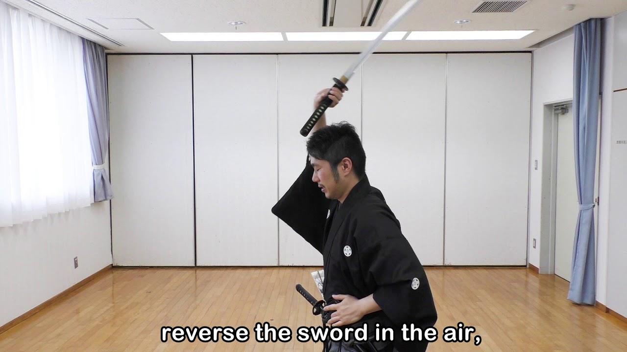 Giho 8 Ten no Gyakuto/ 点の逆刀